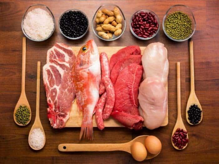 Hạn chế protein động vật