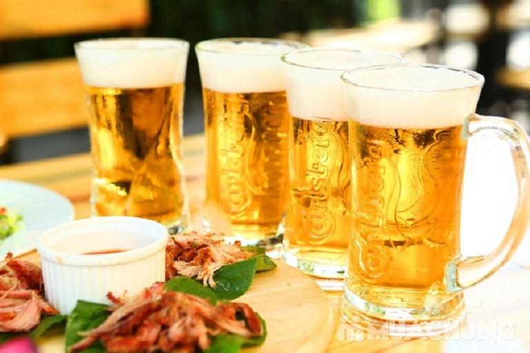 Hạn chế rượu bia