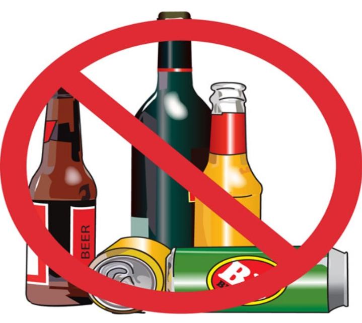 Hạn chế rượu bia, chất kích thích là một trong những điều cần thiết để phòng bệnh trĩ hiệu quả