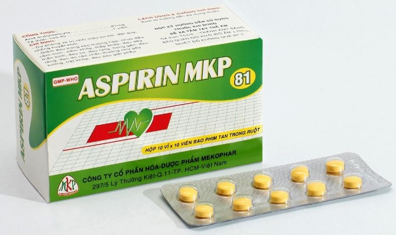 Hạn chế uống thuốc kháng viêm