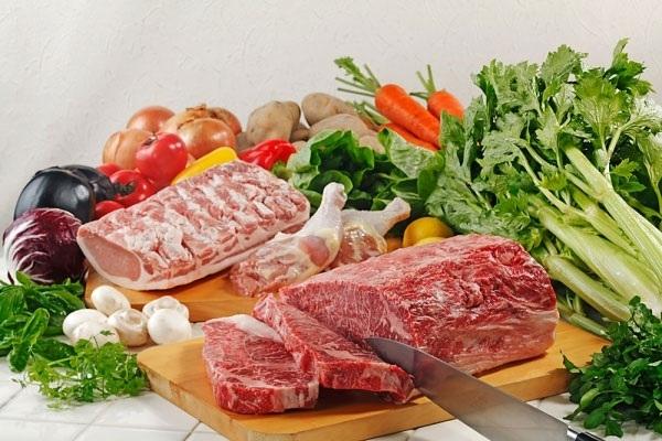 Thực phẩm sống có nhiều kí sinh trùng