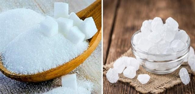 Hạn chế đường và thức ăn chứa đường