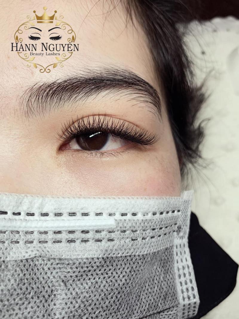 Hànn Nguyên Eyelash