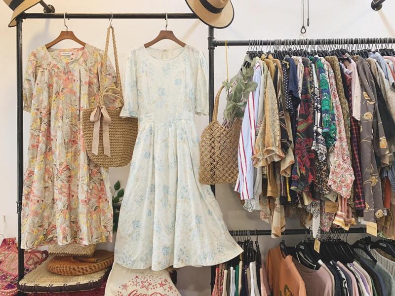 Top 11 shop quần áo hàng thùng được ưa chuộng nhất Sài Gòn