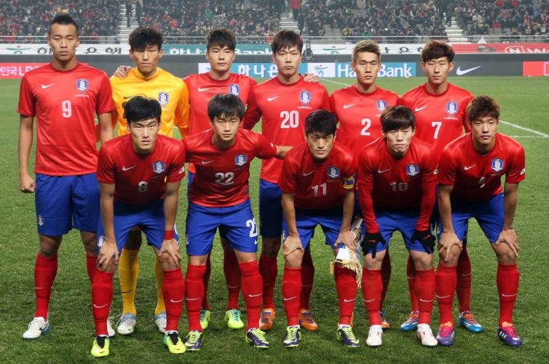 Đội tuyển Hàn Quốc