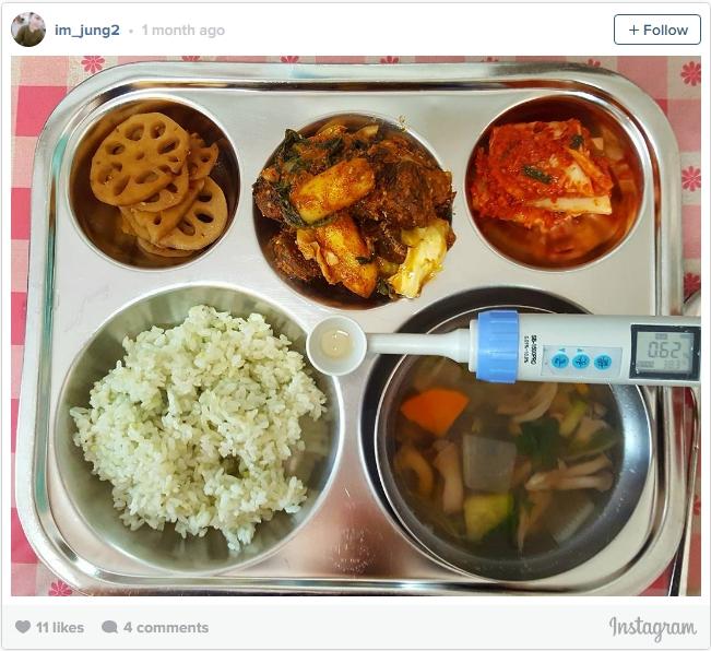 Một bữa ăn truyền thống của người Hàn sẽ có ít nhất 5 món, nên bữa trưa cho các em nhỏ cũng phải đáp ứng được yêu cầu này!