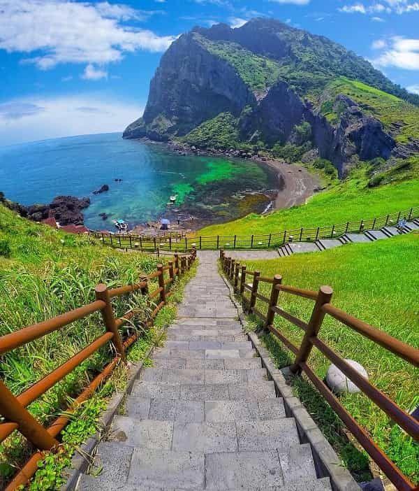 Đảo Jeju - Hàn Quốc