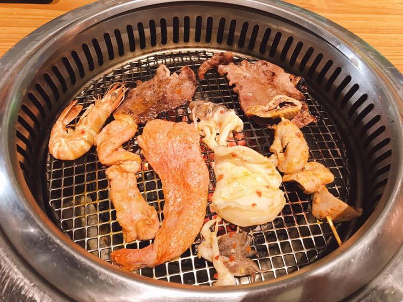 Nhà hàng Hana BBQ