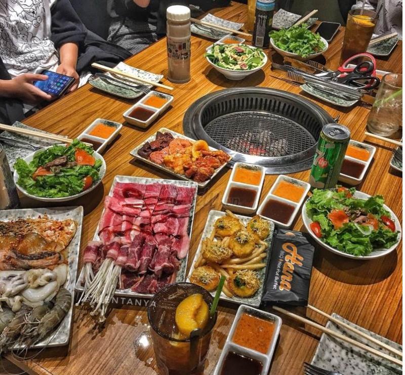 Hana BBQ & Hot Pot Buffet