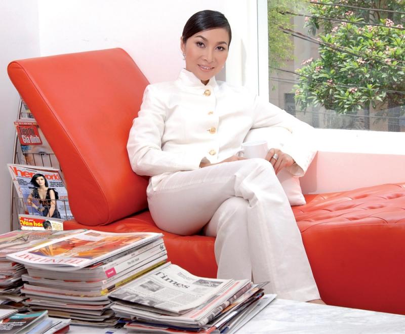 HaNa Đặng là người phụ nữ quyền lực điều hành tới 15 công ty lớn nhỏ