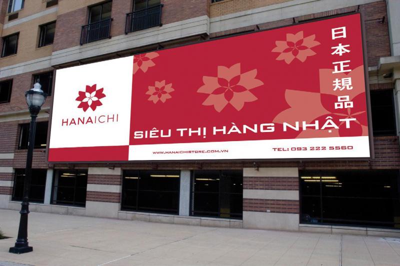Siêu thị hàng Nhật Hanachi