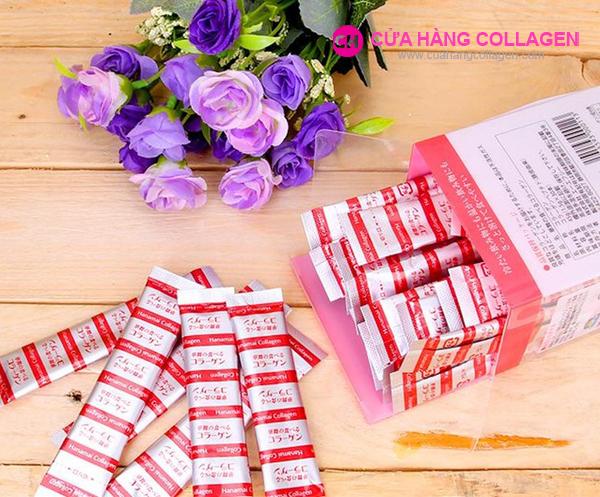 Hanamai - Pig Collagen - Collagen Dạng Bột Chiết Xuất Da Heo