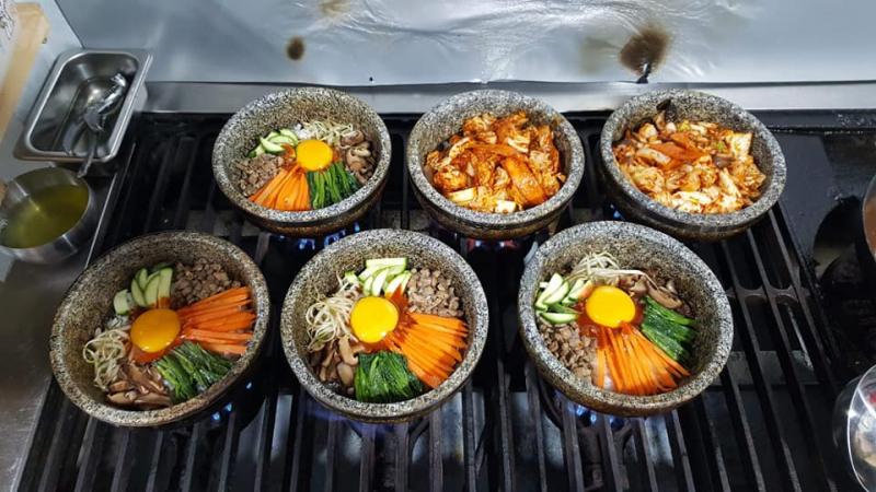 Hanbok Korean BBQ