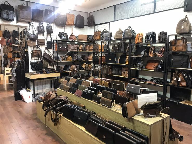 Hàng da thật Độc Đẹp Rẻ - Handmade Leather