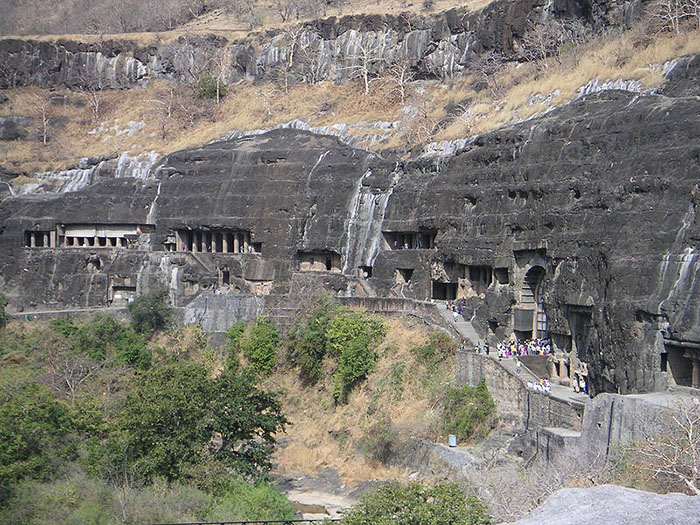 Quần thể hang động Ajanta