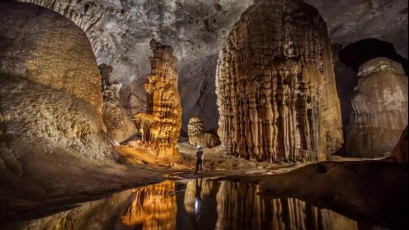 Top 10 hang động đẹp nhất Việt Nam