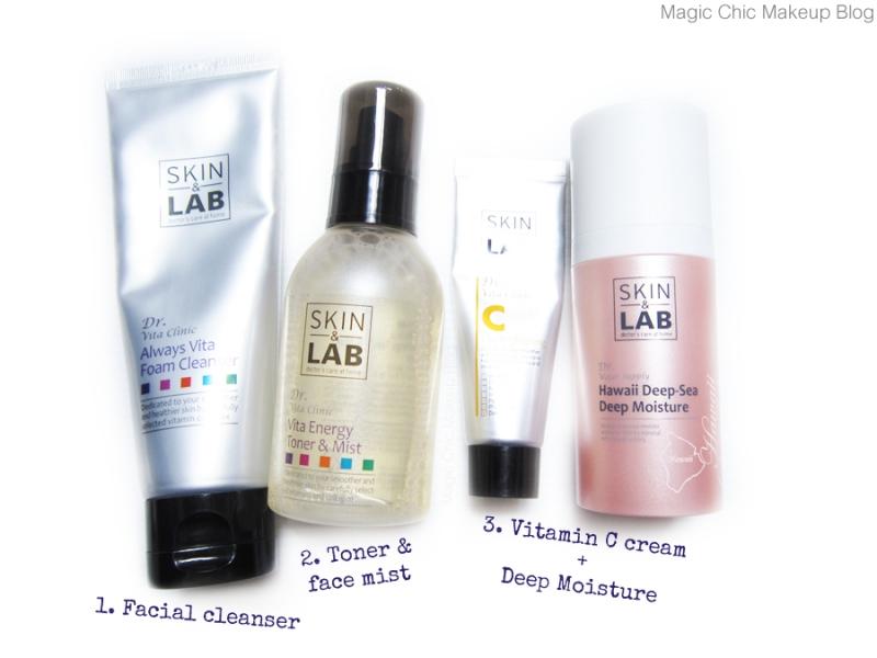 Sản phẩm của hãng Skin & Lab