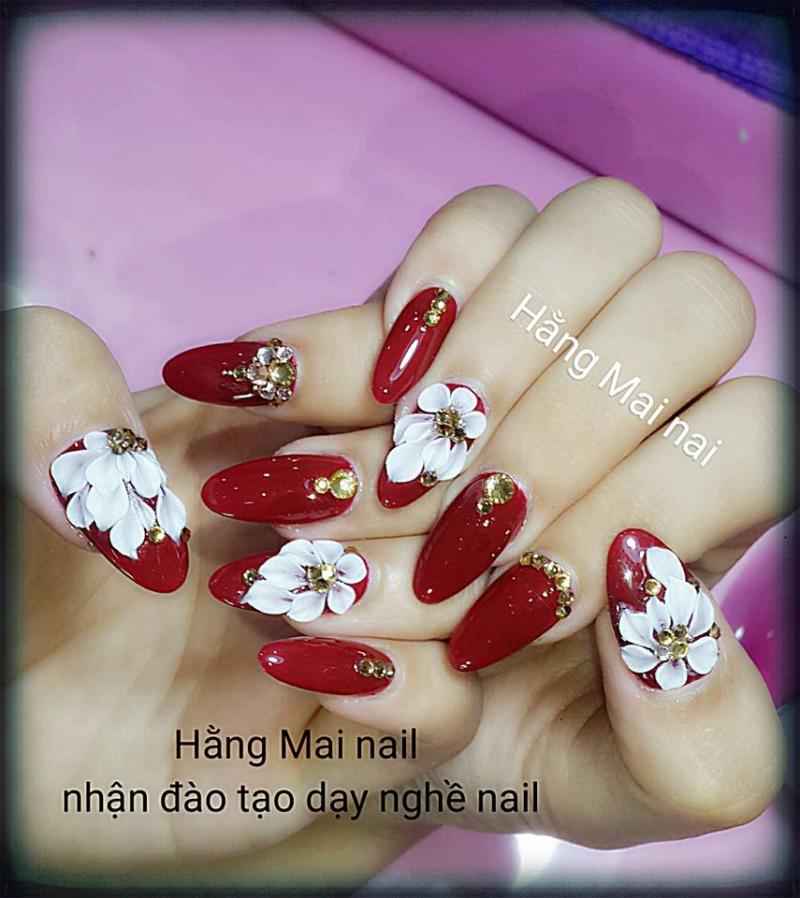 Hằng Mai Nail - tiệm nail đẹp và chất lượng nhất TP. Hạ Long