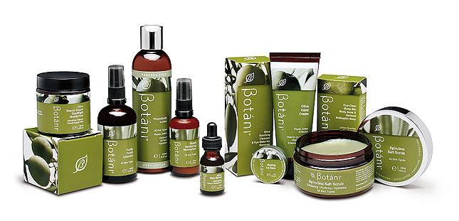 Hãng mỹ phẩm organic cho bà bầu Botani