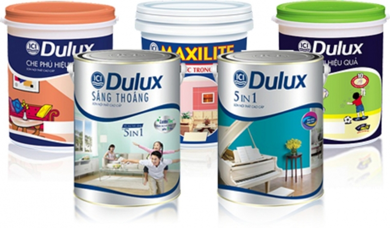 Top 8 thương hiệu sơn tốt nhất ở Việt Nam hiện nay
