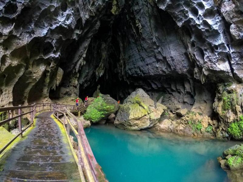 Lối vào Hang Tối