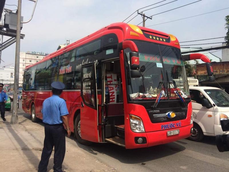 Top 10 Hãng xe khách chất lượng và phục vụ tốt nhất tuyến Quy Nhơn - Đà Nẵng