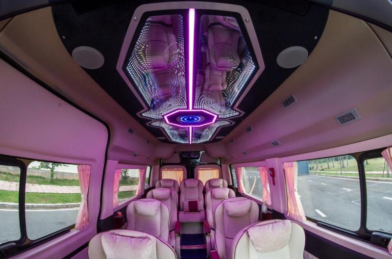 Hãng xe Tuấn Anh Limousine Hà Nội Thái Bình