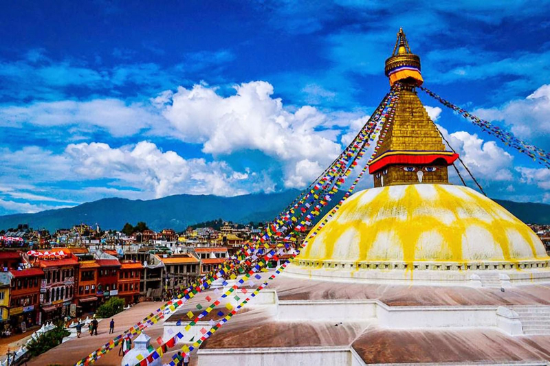 Hành hương về miền đất Phật
