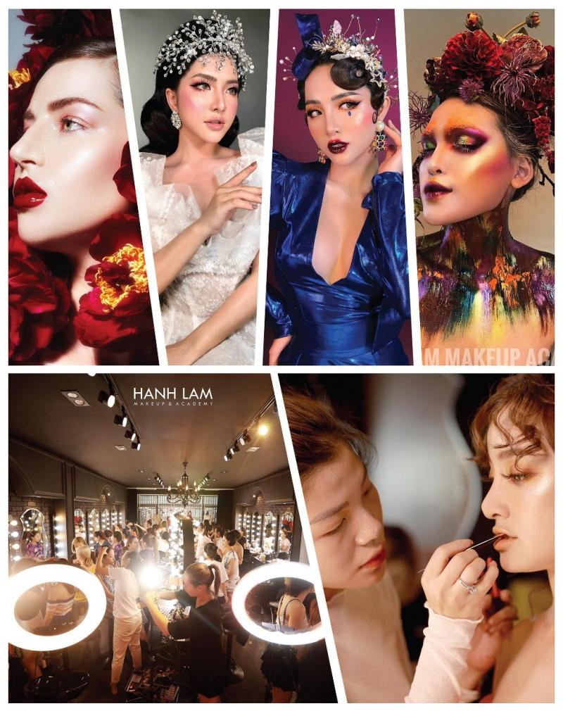 Hạnh Lâm Makeup & Academy