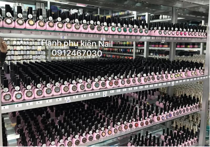 Top 10 Địa chỉ cung cấp đồ nail uy tín ở Hà Nội