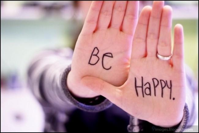 Hạnh phúc là nhận ra con đường đưa mình đến hạnh phúc.