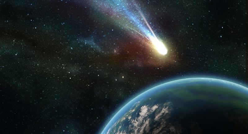 Thiên thạch, sao chổi đâm vào Trái Đất được xem như là nguyên nhân khiến loài khủng long tuyệt chủng