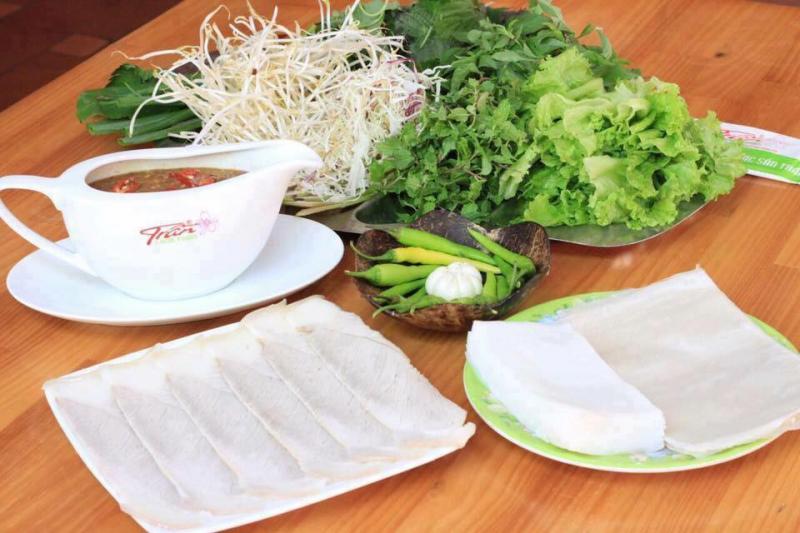 Hạnh Toại - Cá Nục Cuốn & Bánh Tráng Thịt Heo