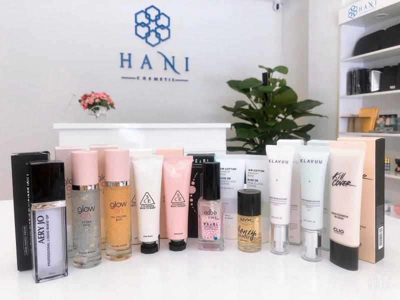 HANI Cosmetic - Mỹ phẩm chuyên nghiệp cao cấp