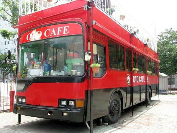 Hanoi Bus Cafe