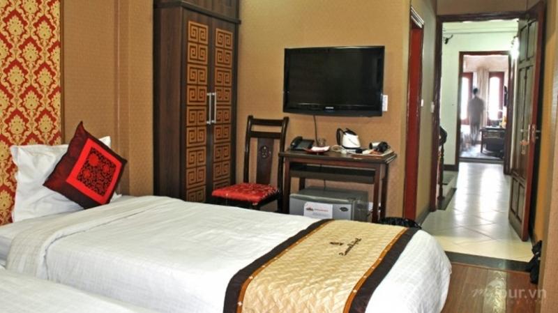 Khách sạn Hanoi Central Homestay