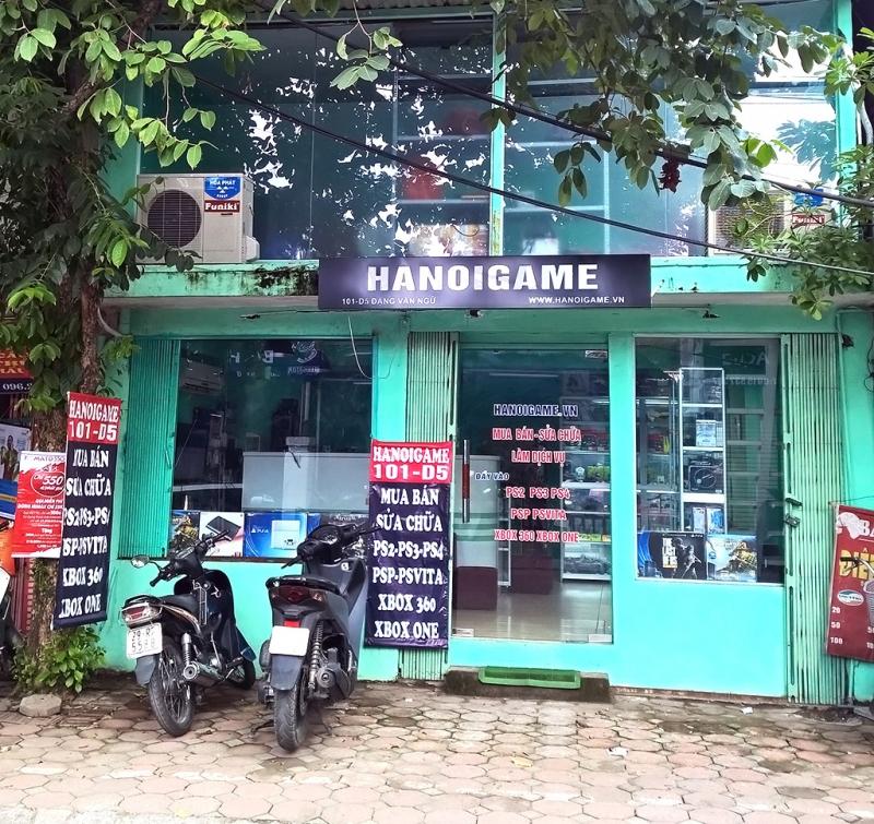 Cửa hàng HaNoi Game
