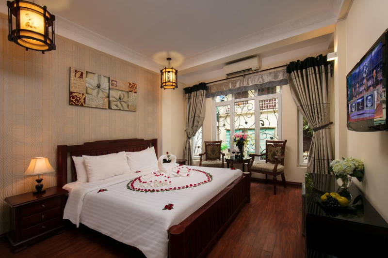 Hanoi Ritz Boutique hotel