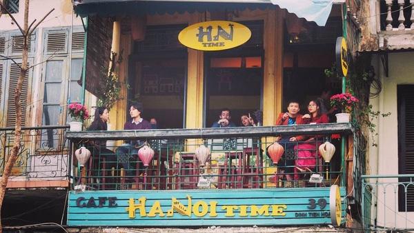 Hanoi Time
