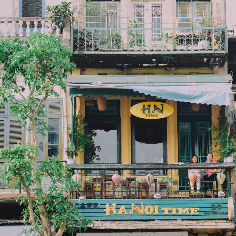 Hanoi Time Coffee