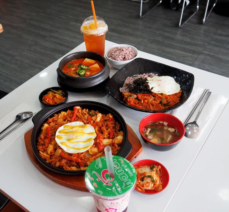 Hanuri - Quán ăn Hàn Quốc giá rẻ