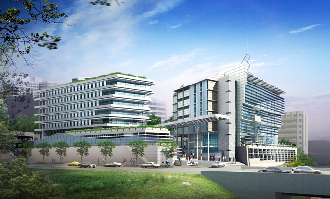 Hanyang University.