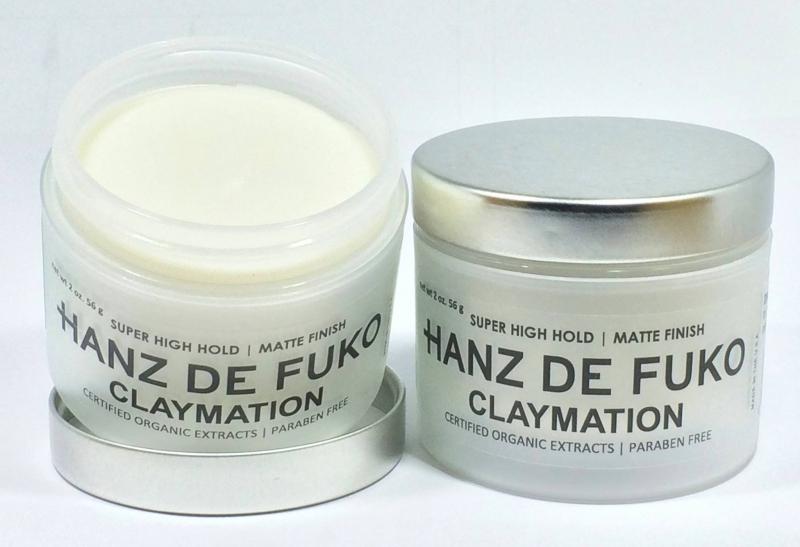 Hanz De Fuko Claymation và Hanz De Fuko Quicksand là dòng sản phẩm sáp vuốt tóc cao cấp dành cho nam