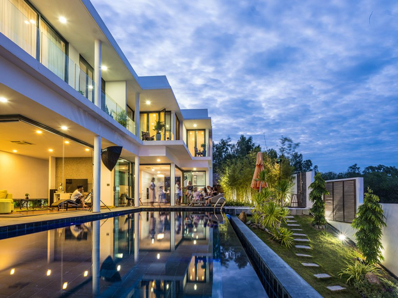 Hapier Villa
