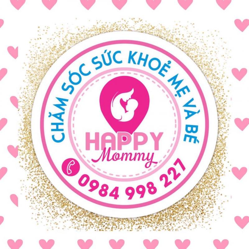 Happy mommy - Chăm sóc sức khoẻ mẹ và bé