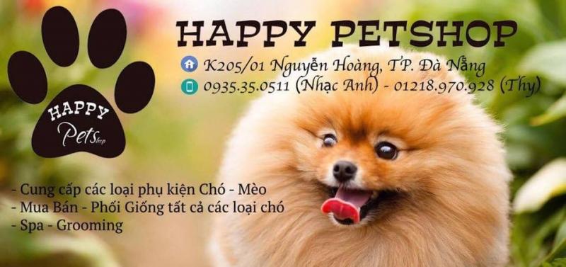 Hãy đến với Happy Petshop