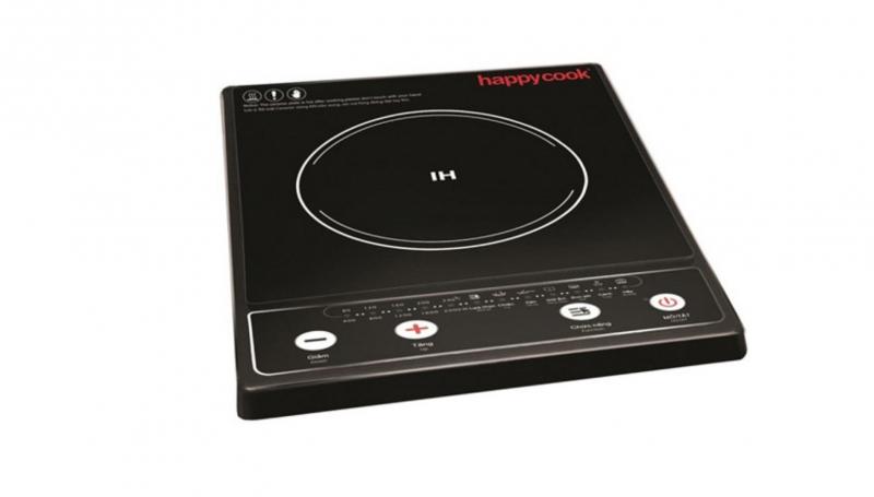 Bếp điện từ đơn 2100W Happy Cook HC-2101