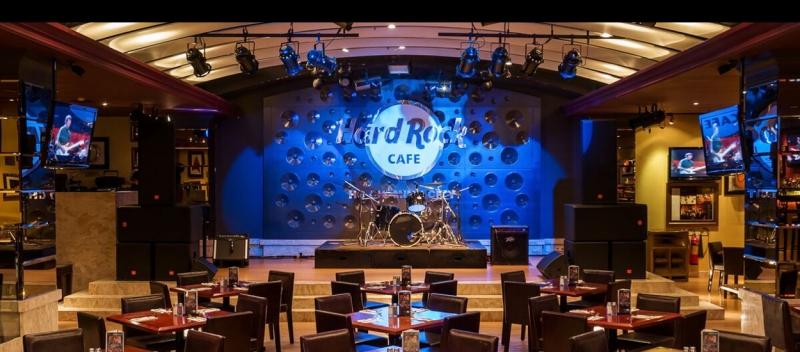 Hard Rock Coffee (có phí)