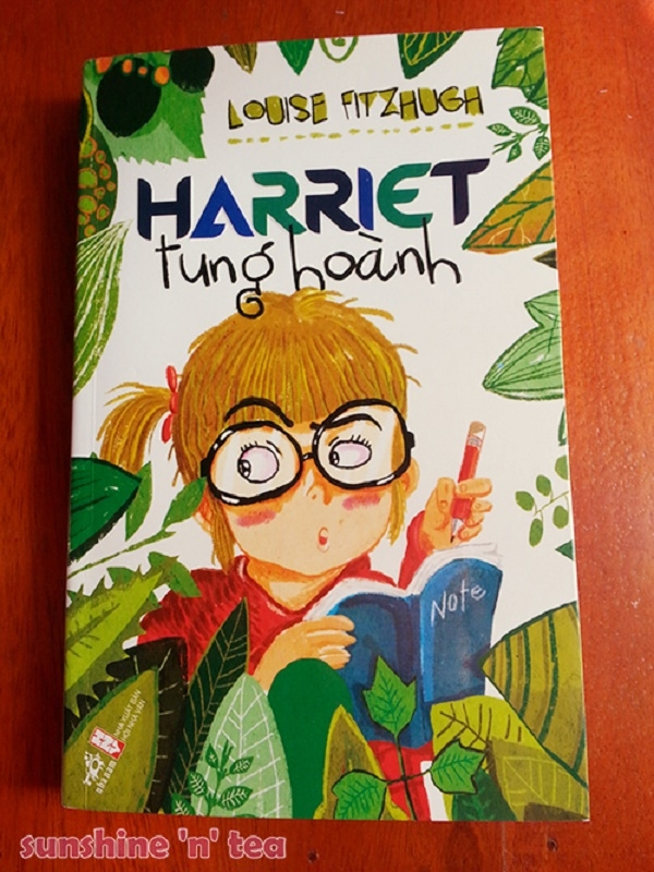Harriet The Spy – Louise Fitzhugh