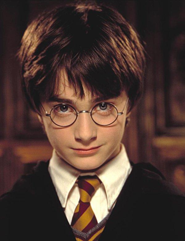 Harry Potter - nhân vật chính của bộ truyện